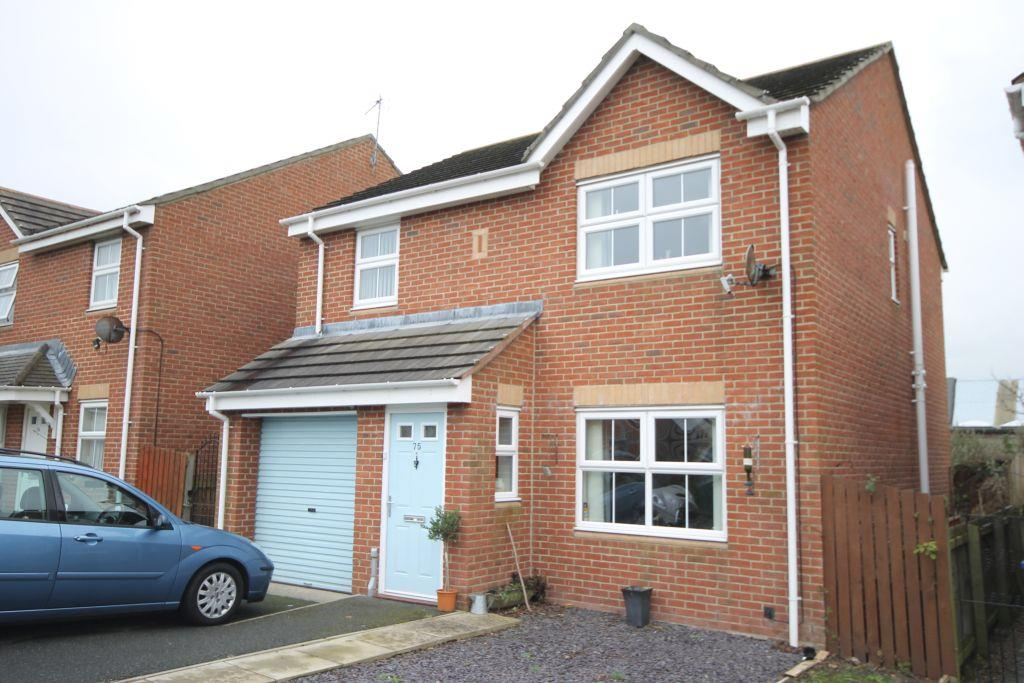 4 Bedrooms Detached House for sale in Heather Lea, Blyth